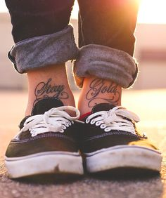 Ok, so I really want to get this tattoo, but I'm just not sure if it would still look amazing with out those shoes and rolled up jeans, you know? What are your thoughts? Will it look dumb with flip flops and shorts?
