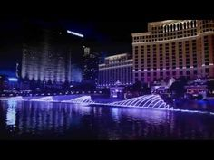 """Fountains of Bellagio """"My Heart Will go on"""" HD - YouTube"""