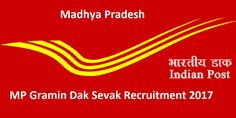 #MP #PostalCircle #Recruitment 2017 Released Check Here #MadhyaPradesh #govtjobs #postaljobs #jobsinMP #TFLIVE