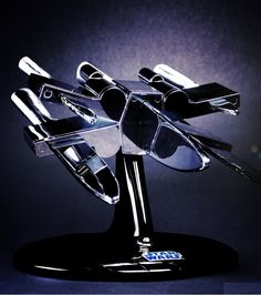 Porte-couteaux présentoir couteaux X-wing Star Wars