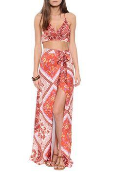 "* Printed high neck shift dress * Approx 34"" length (small) * SELF: 100% RAYON"