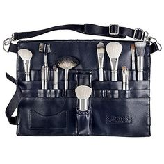 Want it, need it.   SEPHORA COLLECTION Make Up Artist Brush Belt Set : Shop Brush Sets | Sephora