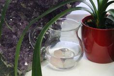 Krištálová voda – Ametyst, Krištáľ, Ruženin