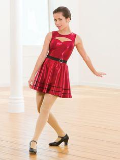 Firework | Revolution Dancewear Jazz/Tap Dance Recital Costume