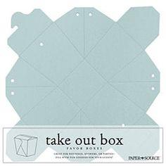 Take Out Box - Pool