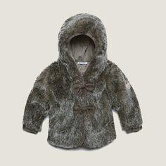 Manteau en fourrure ikks