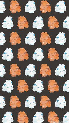 Pokemon Backgrounds, Cool Pokemon Wallpapers, Cute Pokemon Wallpaper, Cute Patterns Wallpaper, Cute Anime Wallpaper, Cute Cartoon Wallpapers, Halloween Wallpaper Iphone, Eevee Wallpaper, Pokemon Fan Art