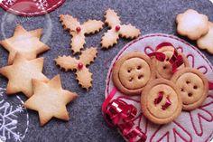 Sablés de Noël à la vanille… croquez du bonheur !!! | Bulles de Gourmandises