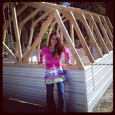 Free step by step plans to build a barn style greenhouse! » The Homestead Survival