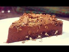 Tak delikatnego ciasta jeszcze nie było! Mus czekoladowy bez pieczenia znika z talerza! - Smaczne.to
