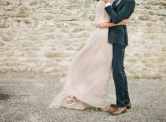 wedding day - photo by Greg Finck Photography http://ruffledblog.com/modern-romantic-wedding-in-provence