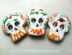 Cookie Calaveras!