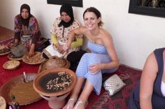 Atlas Mountains in Morocco, where the ladies make liquid gold - Argan Oil!