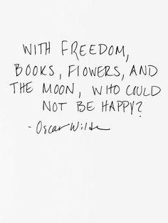 Il segreto della felicità....