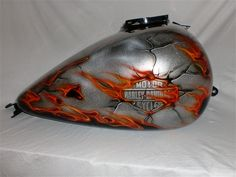 Burning Black Granite Paint Set Details