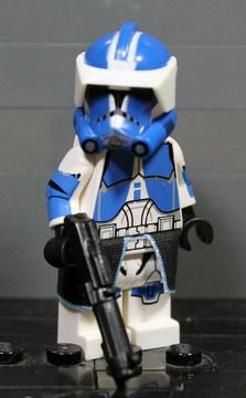 Clone Army Customs | P2 501st Commander Invert