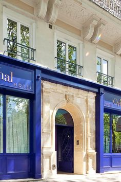 Hotel Original is steps from the Bastille; a top spot for bars and restaurants. #Jetsetter