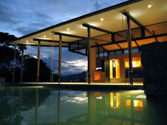 Incredible Areopagus Villa in Costa Rica by Paravant Architects