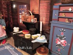 Living A Doll's Life : KIRSTEN