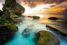 hidden beach, Suluban, Bali