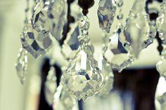 Interior design, crystal #chandelier