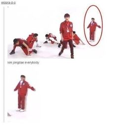 lololol Chen. xD He's so done with this. Just done.