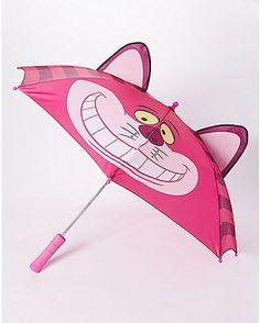 Ceshire Cat Umbrella - Spencer's