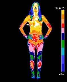 Damart Thermal Imaging - without thermals