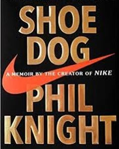 A pretty solid read for anyone into entrepreneurship or curious as to how Phil Knight went from being a track runner to setting up Nike and becoming a billionaire.  #entrepreneur #book #reading