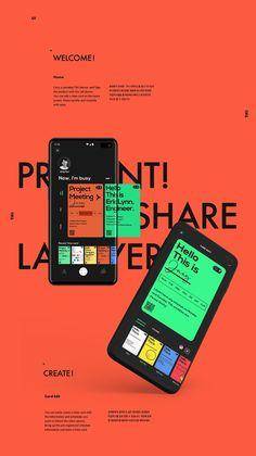interface design TIKI on Behance Coperate Design, Game Design, Id Card Design, App Ui Design, Flat Design, Best App Design, App Design Inspiration, Webdesign Inspiration, App Mobile Design