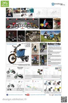 eBikeTec design contest public voting project: Deliver-E-Trike name: Simon Williams