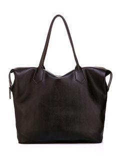Henley Weekender Bag in Dark Chocolate on Emma Stine Limited