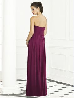 After Six Bridesmaids Style 6669 http://www.dessy.com/dresses/bridesmaid/6669/#.Ush88Rz6cqg