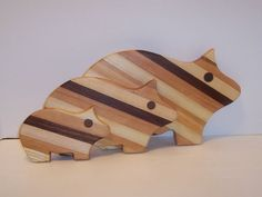 3 PIG Cutting Board Set by tomroche on Etsy, $30.00