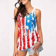 Shop Womens Fashion Tops, Blouses, T Shirts, Knitwear Online 4th Of July Dresses, 4th Of July Outfits, 4th Of July Swimsuits, Striped Swimsuit, Pretty And Cute, Fashion Outfits, Fashion Trends, Knitwear, Cute Outfits