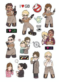 2016 Ghostbusters