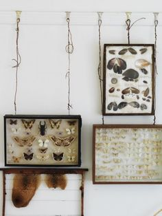 Interesting ideas of what you could hang in your Nkuko frames!