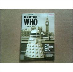 Doctor Who Magazine 50th Anniversary Bonus Edition