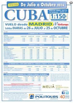 VARADERO, salidas del 30 de Septiembre al 25 de Octubre desde Madrid (9d/7n) precio final dsd 1.180€ ultimo minuto - http://zocotours.com/varadero-salidas-del-30-de-septiembre-al-25-de-octubre-desde-madrid-9d7n-precio-final-dsd-1-180e-ultimo-minuto/