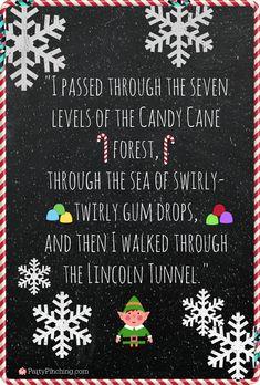 Buddy the Elf Candy Cane Forest Cupcakes Sea Swirly Twirly Gumdrops, Elf movie f… – Best Sea Food Kids Christmas Movies, Elf Christmas Tree, Elf Christmas Decorations, Elf Decorations, Christmas Movie Night, Christmas Snacks, Christmas Cupcakes, Christmas Tea, Holiday Movie