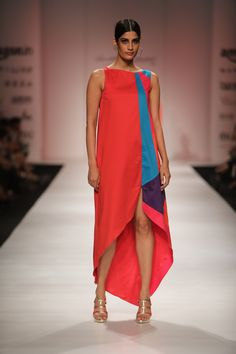 All The Looks By Wendell Rodricks At Amazon India Fashion Week Autumn/Winter 2017