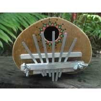 Kalimba Africana Ancestral Instrumento Etnico De Percussão