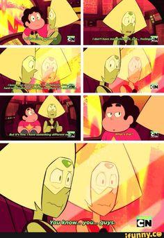 Peridot is best gem okay, Steven Universe