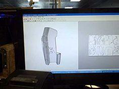 Halo Foam Armor - Modify Pep Files http://www.youtube.com/watch?v=ym22pguZOjE