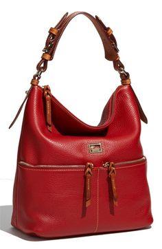 Dooney & Bourke 'Dillen - Pocket Sac Medium' Leather Hobo | Nordstrom - StyleSays