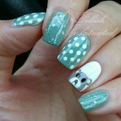 Dieren op je nagels is helemaal hip!