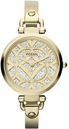 ES3293 - Authorized Fossil watch dealer - LADIES Fossil GEORGIA, Fossil watch, Fossil watches