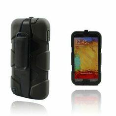 Commander (Zwart) Samsung Galaxy Note 3 Ultra Case