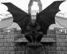 Gargoyle Photo