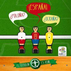 La Eurocopa suena bien